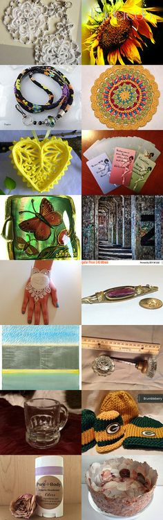 GREAT ART FEATURING THE TEMPTTEAM  by Mommyrex Crystal Cuff on Etsy--Pinned with TreasuryPin.com