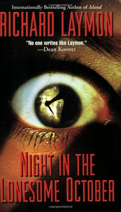 Night in the Lonesome October by Richard Laymon