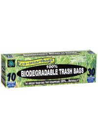 EcoSmartPlastics has the biodegradable plastic solution for many different uses  Their technology is completely organic and harmless to the environment  Eco-smartbags® trash bags are 100% biodegradable, compostable, non-toxic and chemical free  Premium quality, unscented and manufactured in the USA. #liveconsciously can't wait to try these bags