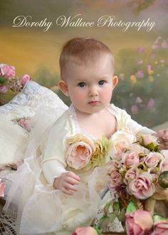 Precious Child ~ Photo by Dorothy Wallace
