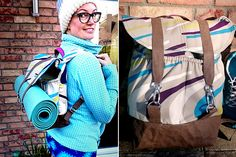 "Rucksack ""Pakke"" von Needle Owl: http://de.dawanda.com/product/92355975-schnittmuster-rucksack-pakke-pdf-ebook"