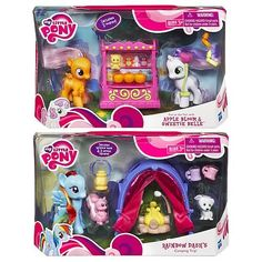 Mlp toy sets I want