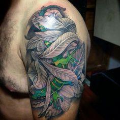 #tattooart #colorgray #reptile #sirak