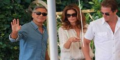 """Clooney shines fiancee a diamond earring and harvested the title of """"captivating the heart of the beloved star"""""""