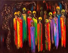 2011 Artprize World Competition Art Print by Marietjie Henning. All prints are professionally printed, packaged, and shipped within 3 - 4 business days. Art Beat, African Art Paintings, South African Artists, Thing 1, Art Portfolio, Art Pages, Black Art, Artist At Work, Online Art