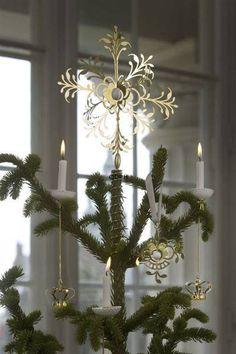 Royal Copenhagen Tree Topper.