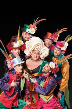 Cirque Stiletto met Karin Bloemen - 22 & 23 september 2015 ~ TAQA Theater De Vest, Alkmaar