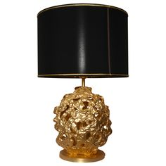"1stdibs - ""Conchiglia"" Lamp by Angelo Brotto, edited by Esperia, Italy, circa 1970. explore items from 1,700  global dealers at 1stdibs.com"