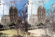 FREE TRAVEL - MOBILE PRESETS - La Dolce Vita Lightroom Effects, Lightroom Presets, Free Travel, Insta Story, Barcelona Cathedral, Past, Travel Destinations, Photo Editing, Beautiful Pictures