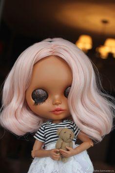 Купить Кукла Блайз Сэм ООАК (Blythe Doll Sam OOAK) в интернет магазине на Ярмарке Мастеров