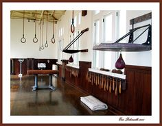 Old Gym 2 of 2 by The Delaruelles, via Flickr
