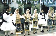 SYLLOGOS Livanatos 2 Greek Traditional Dress, Greek Costumes, Greeks, Dancing, Folk, Board, Collection, Dance, Popular