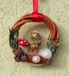 Karácsonyi aprócska kopogtató