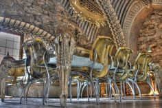Giger Bar 2. HR Giger Bar © 2015 H.R. Giger. Images © 2015 Andy Davies/Sci-Fi Hotel llc. All Rights Reserved.