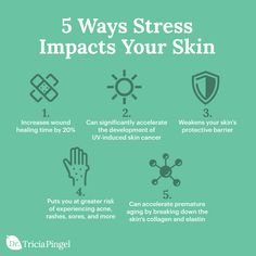 I Have A Secret, Effects Of Stress, Skin Problems, What You Can Do, 5 Ways, To Tell, Connection, Cancer, Articles