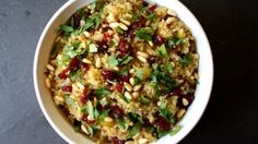 Countdown to Thanksgiving: Quinoa Stuffing - The Beachbody Blog