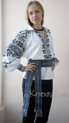 Gallery.ru / Фото #25 - Українська вишивка. Сучасний вишитий одяг. - Markira