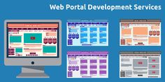 #WebPortal is the entrance to any #website which is specially #designed to serve as dynamic user-centric repository of current and consistent information