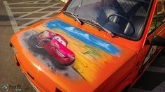 Jucării pentru oameni mari dar și pentru copii Fiat 126, Suitcase, Briefcase