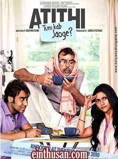Atithi Tum Kab Jaoge Hindi Movie Online - Ajay Devgn, Paresh Rawal and Konkona Sen Sharma. Directed by Ashwni Dhir. Music by Pritam. 2010