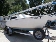 1978 Balboa 21 Sail Boat For Sale - www.yachtworld.com