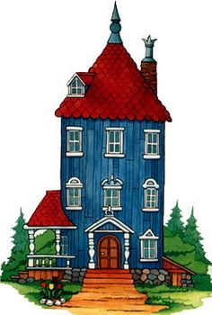 Mod The Sims - Moomin House