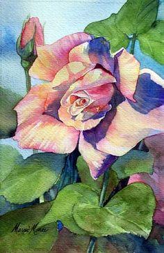 e7cc33925c29 Marni Maree Floral Paintings. christine godaer · Art PEINTURE FLEURS