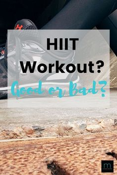 HIIT Workout? Good or Bad? Does this high intensity fat burn result in a healthier heart and weight loss or more hunger and injuries? Learn more at the Movara Blog...