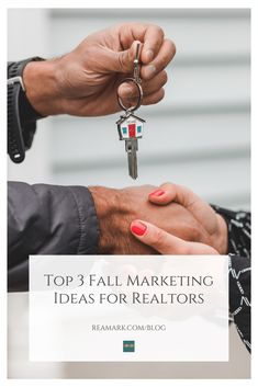 Here are three realtor marketing strategies to build your brand and increase your customer base this fall. Mail Marketing, Direct Marketing, Marketing Tools, Real Estate Marketing, Marketing Information, Build Your Brand, Marketing Strategies, Lead Generation, How To Memorize Things
