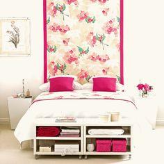 Regal Schlafzimmer Interieur Ideen Für Kleine Wohnung   1001 Haus Deko Ideen