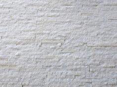 Chinese White Slate Cladding Panels - Riven