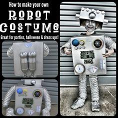 DIY Robot Costume