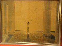 Lithographie Künstler  Von Otto Soltau 1885 Rendsburg - 1915 Kriegslazarett Jaroslau