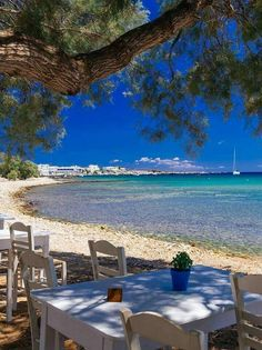 Greece is among those nations that you'll never ever get bored of checking out. With thousands of little islands as well as the gorgeous mainland, it's a location that simply improves w… Paros Greece, Santorini Greece, Wonderful Places, Beautiful Places, Greek Islands Vacation, Places To Travel, Places To Visit, Paros Island, Family Vacation Spots