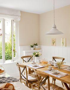 La nueva vida de un piso clásico · ElMueble.com · Casas
