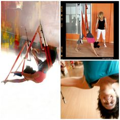Yoga swing Gravity free Anti Age