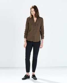 SHIRT WITH TWO POCKETS