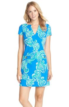 Lilly Pulitzer® 'Layton' Ottoman Shift Dress available at #Nordstrom