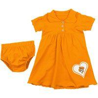 OSU Infant Preppy Dress & Bloomers