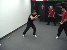 How to: Doyle Clan Irish Stick Fighting (Lesson 1) Shillelagh Bataireacht