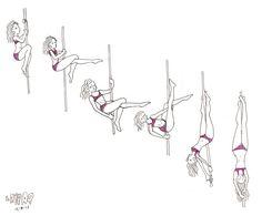 the comic striptease : Photo
