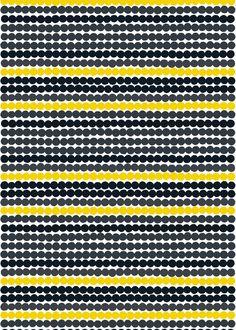 アイテム|ホーム コレクション|FABRICS|コーティングファブリック|Marimekko (マリメッコ) 日本公式サイト  Pattern: Rasymatto (ラシィマット)/使い込まれたラグ/2009