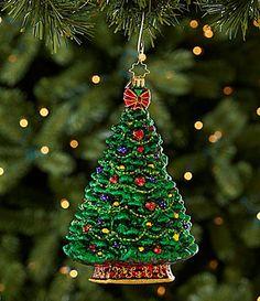 Christopher Radko Simply Glorious Tree Ornament #Dillards