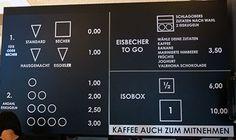 Eisdieler in Linz