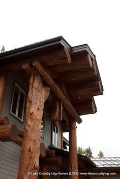Red Cedar Log Entry