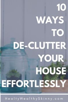 "Have you found yourself wondering ""How did I get so much stuff!"" It's time to declutter. Learn 10 Boss Mom ways to declutter your home. Declutter Home, Declutter Your Life, Organization Station, Life Organization, Wellness Tips, Health And Wellness, Hobby Lobby, Clutter Control, How Do I Get"