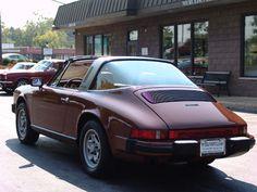1976 Porsche 911 Targa //Dh
