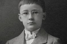!! Heinrich Himmler as a boy !!