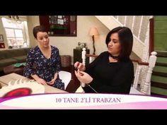 "Angora Gold Batik İle Güneş Şal - Shawl as like ""sun"" with Alize Angora Gold Batik - YouTube"