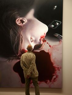 Gottfried Helnwein | ARTIST | News Update | HELNWEIN RETROSPECTIVE AT THE ALBERTINA MUSEUM, VIENNA